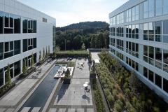 Firmenzentrale Abus Kransysteme in Gummersbach