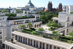 Lehnbachgärten in München
