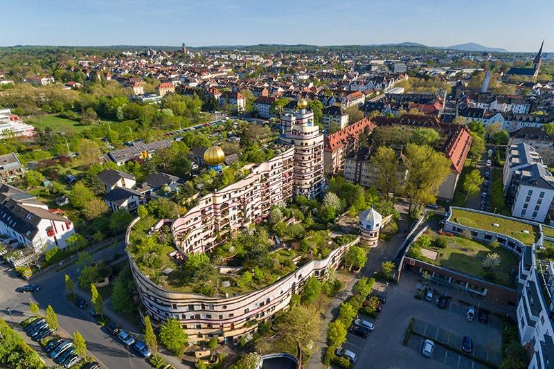 Waldspirale in Darmstadt