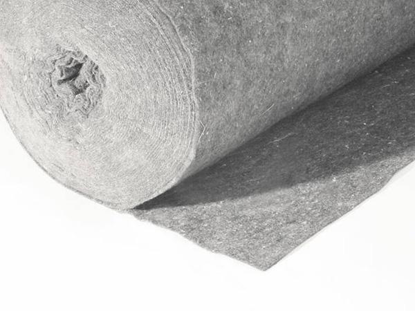 Trenn-, Schutz- und Speichervlies für Dachbegrünung.