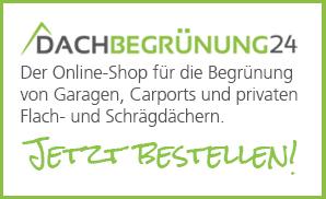 Zum Online-Shop Dachbegrünung24.