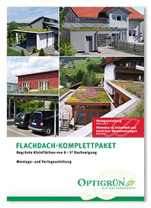 """Download """"Montage- und Verlegeanleitung Flachdach-Komplettpaket"""""""