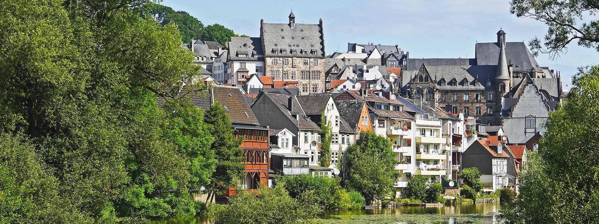 Stadt Marburg fördert Dachbegrünungen